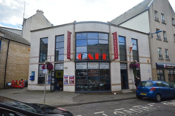 Thumbnail Restaurant/cafe for sale in Margaret Street, Inverness