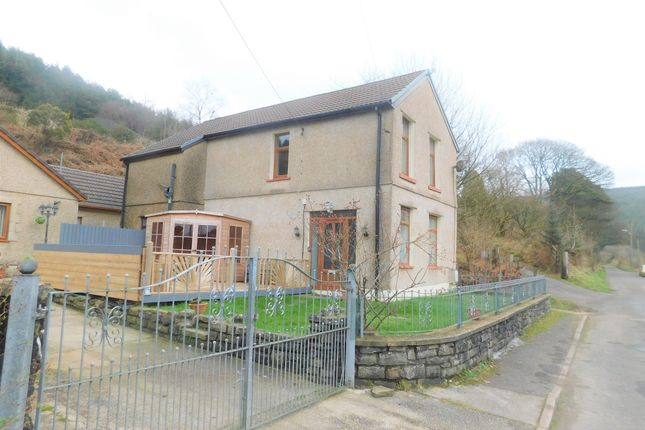 Thumbnail Detached house to rent in Railway Terrace, Tonmawr, Port Talbot