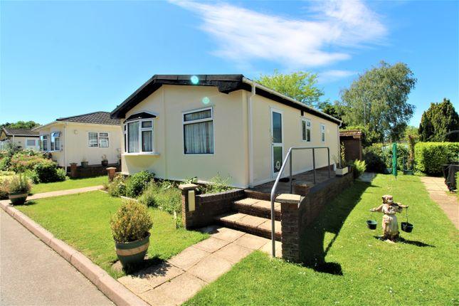 2 bed detached bungalow for sale in The Firs Park, Woodside Lane, Brookmans Park, Hatfield AL9