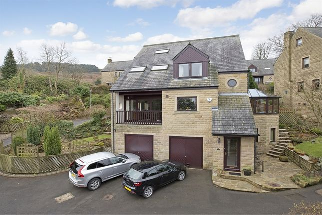 Thumbnail Detached house for sale in 8 Moorlands, Westwood Drive, Ilkley, West Yorkshire