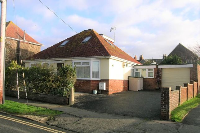 Thumbnail Detached bungalow for sale in Albert Road, Polegate
