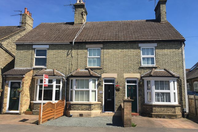 Thumbnail Terraced house for sale in High Street, Arlesey, Beds