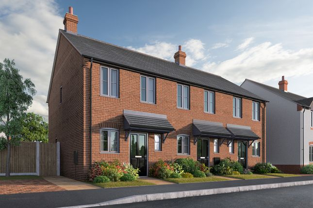 2 bedroom end terrace house for sale in Saxon Gate, Eastern