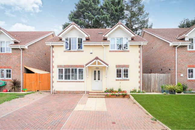 Thumbnail Detached house for sale in Hill Cottage Gardens, West End, Southampton