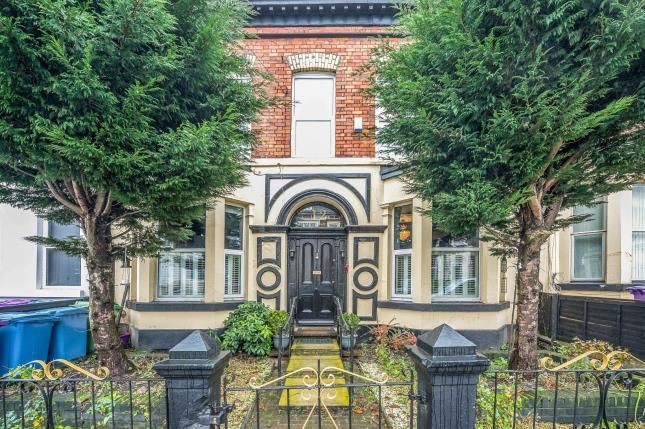 Thumbnail Terraced house for sale in Hampstead Road, Kensington, Liverpool, Merseyside