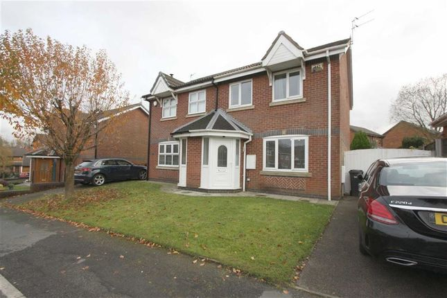 Thumbnail Semi-detached house to rent in Templecombe Drive, Sharples, Bolton