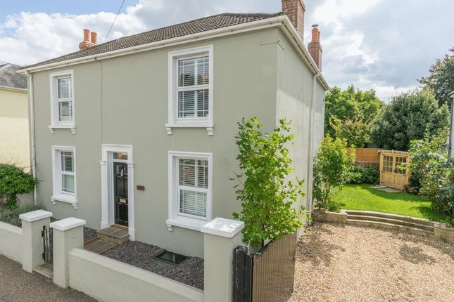 Thumbnail Detached house to rent in Oving Terrace, Oving Road, Chichester