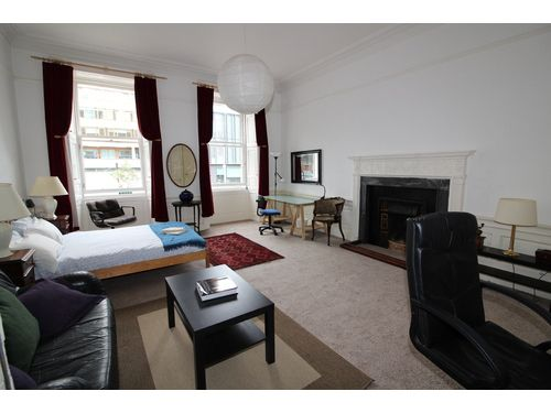 Thumbnail Flat to rent in Buccleuch Place, Edinburgh