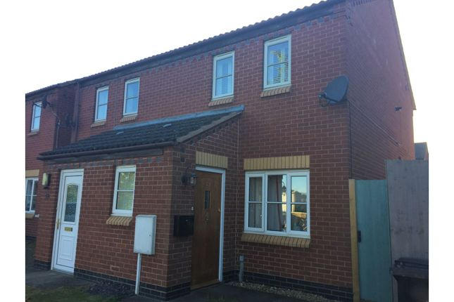 Thumbnail Semi-detached house to rent in Kings Road, Oakham
