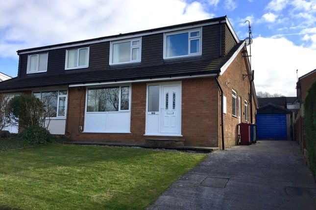 Thumbnail Semi-detached house for sale in 39 Durham Road, Wilpshire, Blackburn