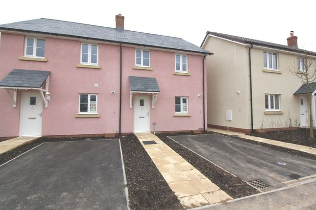 2 bed semi-detached house for sale in Honiton Road, Churchinford, Taunton