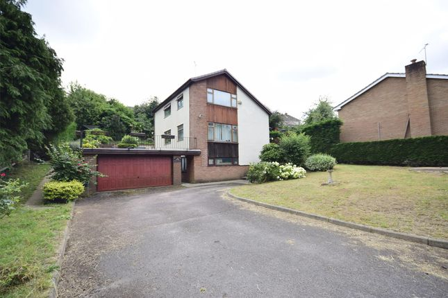 Thumbnail Detached house for sale in Charnhill Vale, Mangotsfield, Bristol