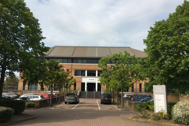 Thumbnail Office to let in 1st Floor Oak House, Reeds Crescent, Watford