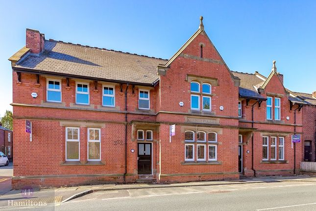 Coronation Street, Ince, Wigan, Greater Manchester. WN3