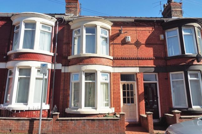 Thumbnail Terraced house to rent in Wellbrow Road, Walton