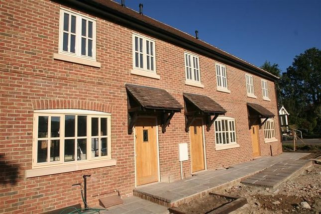 Thumbnail Property to rent in Park Cottages School Lane, Fittleworth