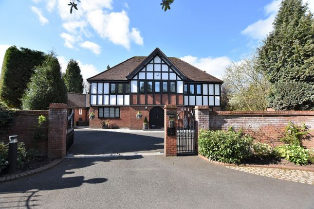 Thumbnail Detached house for sale in Glentwood, South Downs Drive, Hale