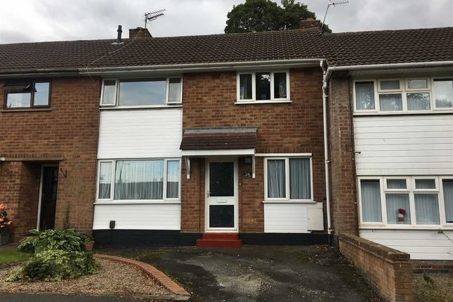 Thumbnail Terraced house for sale in Renton Grove, Wolverhampton