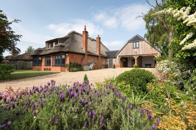 Thumbnail Detached house for sale in School Hill, Ranworth, Norwich