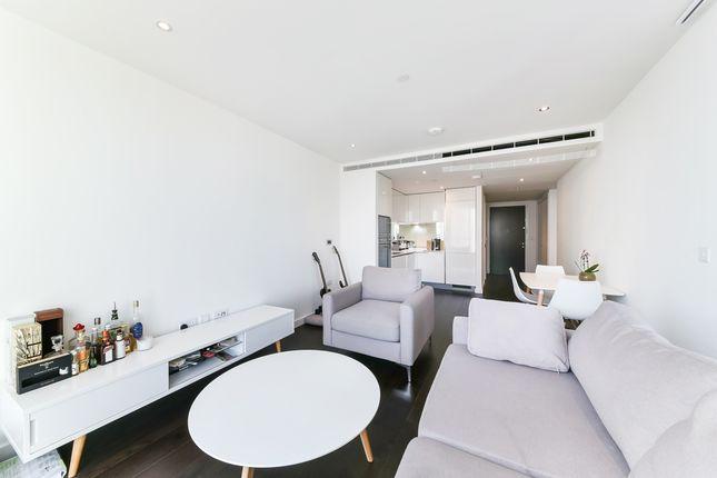 Living Room of Sky Gardens, Nine Elms, London SW8