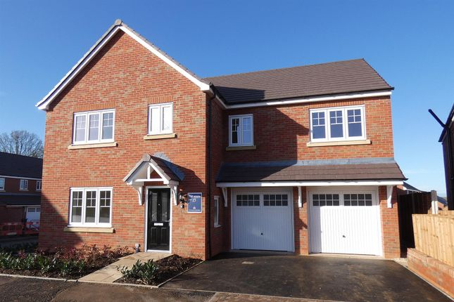 Thumbnail Detached house for sale in Plot 15, Milestone Grange, Stratford Upon Avon