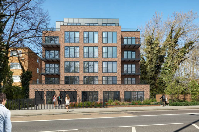 Thumbnail Flat for sale in 43 Upper Clapton Road, Clapton