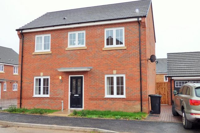 Thumbnail Detached house for sale in Eagle Close, Heysham