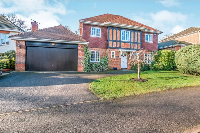 Thumbnail Detached house to rent in St. Huberts Close, Gerrards Cross