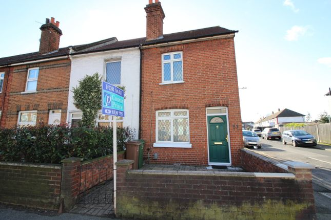 Thumbnail Cottage for sale in Cheam Common Road, Worcester Park