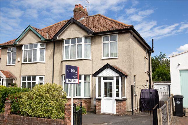 Thumbnail Semi-detached house for sale in Cheriton Place, Westbury-On-Trym, Bristol