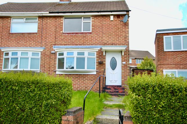 2 bed semi-detached house to rent in Gravesend Road, Sunderland SR4