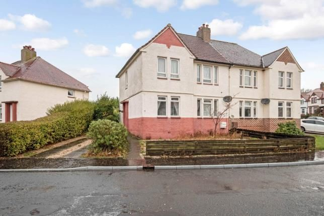 Thumbnail Semi-detached house for sale in Glen Crescent, Darvel, East Ayrshire