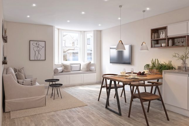 Thumbnail Flat for sale in Donald Street, Cardiff