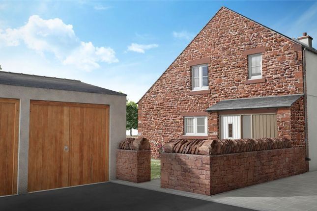 Thumbnail Detached house for sale in Plot 5, The Old Sawmill, Warcop, Appleby-In-Westmorland, Cumbria