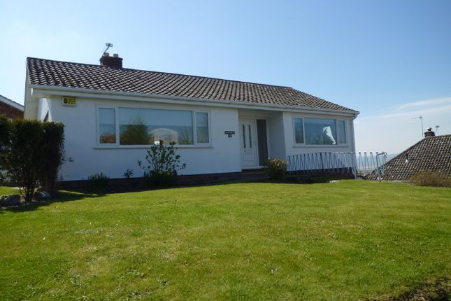 Thumbnail Detached bungalow to rent in Delavor Road, Lower Heswall, Wirral