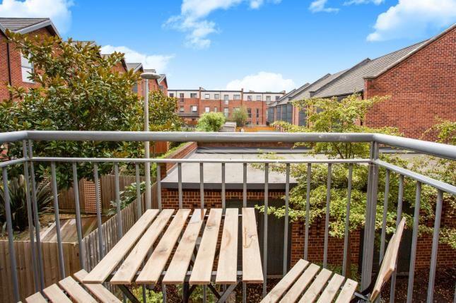 Balcony of John Thornycroft Road, Woolston, Southampton SO19
