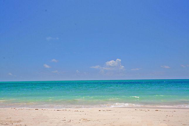 In Fortune Beach Grand Bahama