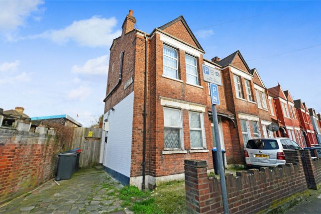 Thumbnail Maisonette for sale in Brenthurst Road, London