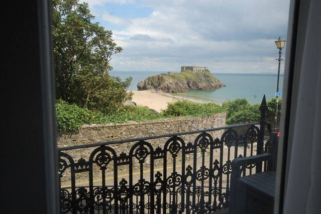 Thumbnail Flat for sale in Scarborough House, The Paragon, Tenby
