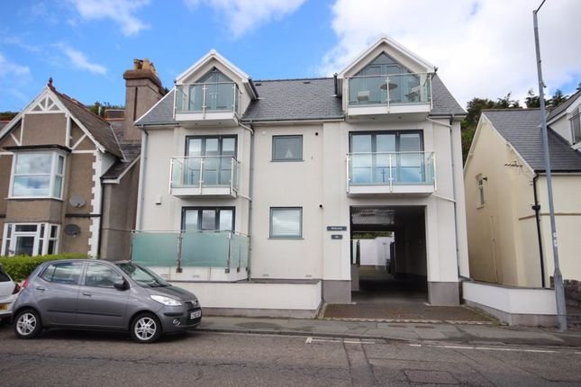 2 bed flat for sale in Station Road, Deganwy, Conwy LL31