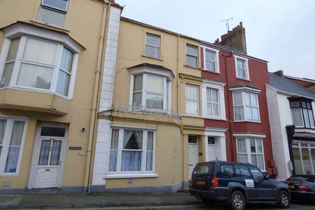 Thumbnail Flat to rent in Warren Street, Tenby, Pembrokeshire