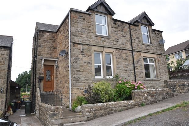 Thumbnail Semi-detached house for sale in Willia House, Comb Hill, Haltwhistle