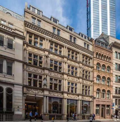 Thumbnail Office to let in Sun Court, 66-67 Cornhill, London