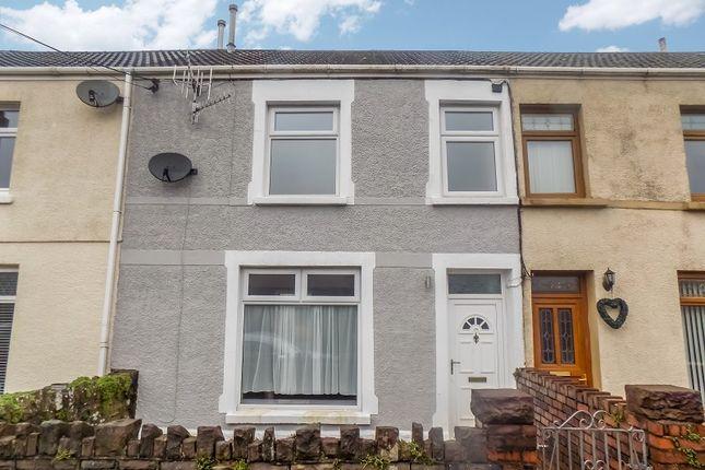 3 bed terraced house for sale in Bryngurnos Street, Bryn, Port Talbot, Neath Port Talbot. SA13