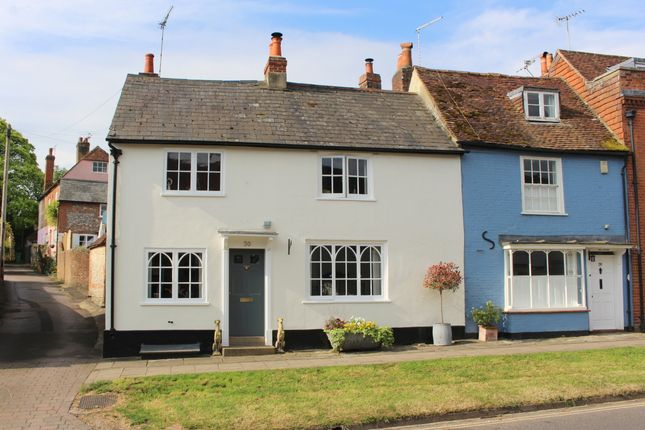 Thumbnail End terrace house for sale in East Street, Alresford