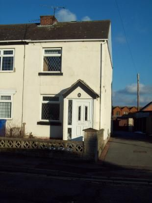 Thumbnail Semi-detached house to rent in Manor Road, Brimington, Chesterfield, Derbyshire