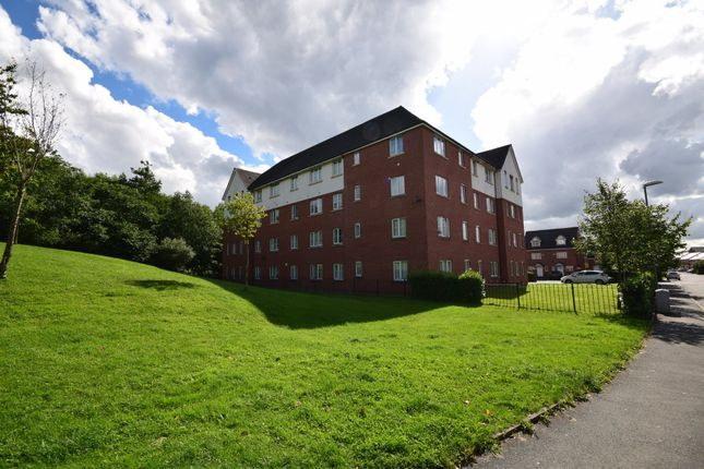 Thumbnail Flat to rent in Sydney Barnes Close, Rochdale