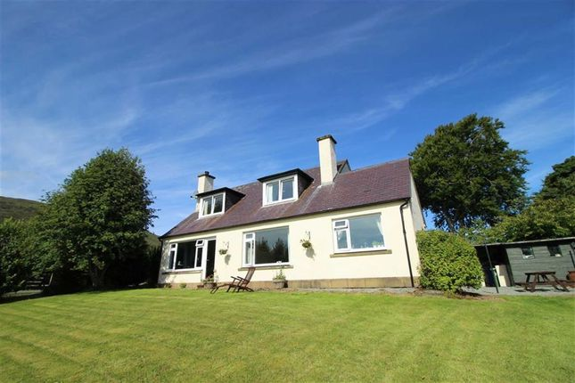 Thumbnail Detached house for sale in Fuaran, Viewfield Road, Portree, Isle Of Skye