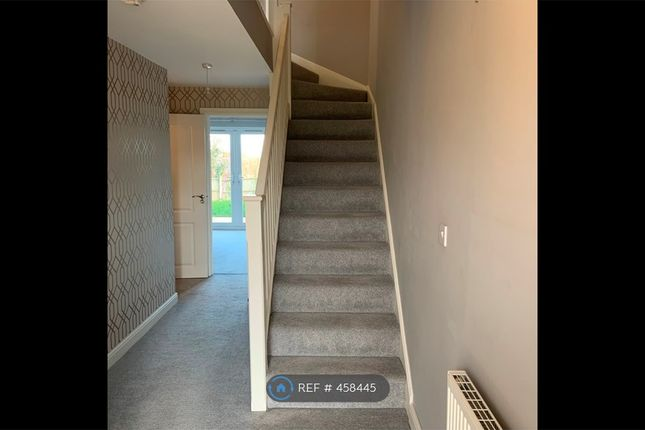 Thumbnail Semi-detached house to rent in Highfield Avenue, Langwith Junction, Mansfield
