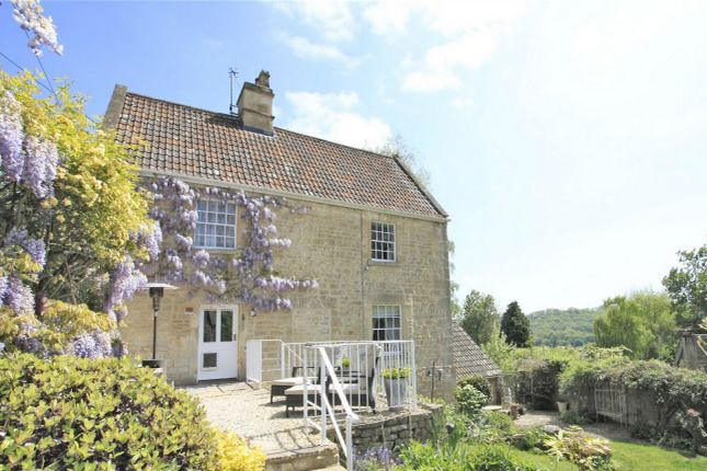 Semi-detached house for sale in The Old Bakery, 273 Turleigh, Bradford On Avon, Wiltshire